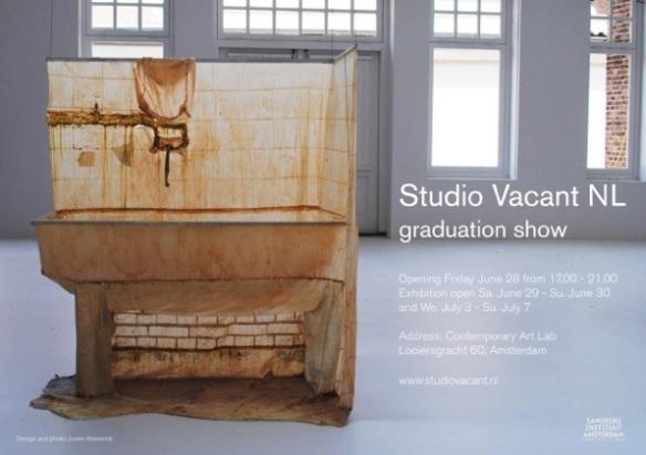 Studio Vacant NL -