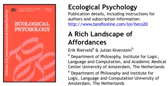 EcologicalPsychologyArtible