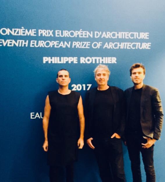 RAAAFwinsEuropeanPrizeofArchitecture